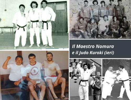 Nomura e il Judo Kuroki