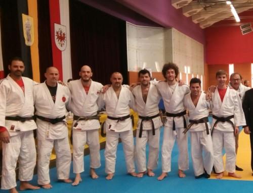 Grande lavoro di squadra. Judo Kuroki impegnato su tanti fronti