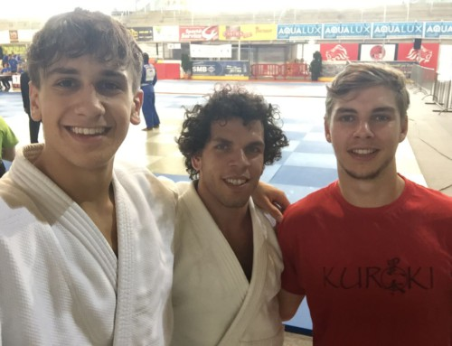 Judo Kuroki protagonista nell'Austria Cup