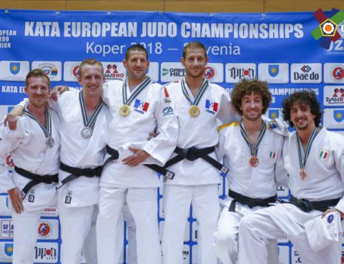 Tre medaglie agli Europei di Kata Judo Kuroki in Paradiso