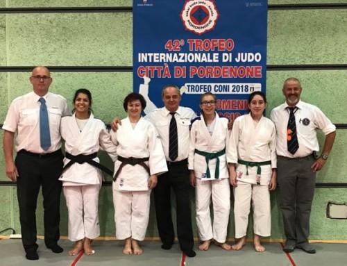 Londero e Coradazzi esordio nei Kata – Belle prove del Judo Kuroki
