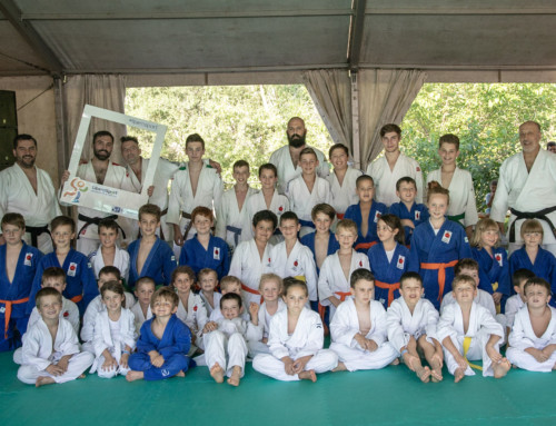 Grande presenza del Judo Kuroki Tarcento a Libero Sport 2018