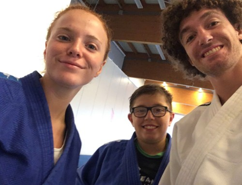 I giovanissimi protagonisti del judo d'estate
