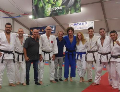 Riparte il judo a pieno regime a Tarcento