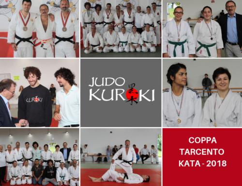 Bello il Judo Kuroki di Alpen Adria Liga