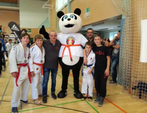 Coradazzi, Pitis, Bardus: il Judo Kuroki dei giovani è d'oro