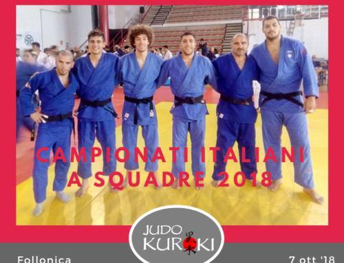 Judo Kuroki eccellente a Follonica: Una Serie A da ricordare