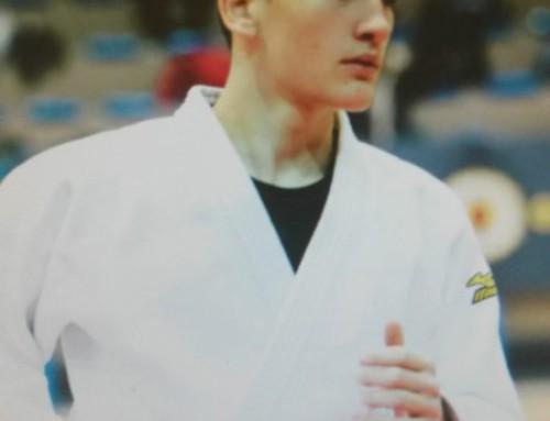 Parte con Iacopo Bardus il 2019 azzurro del Judo Kuroki