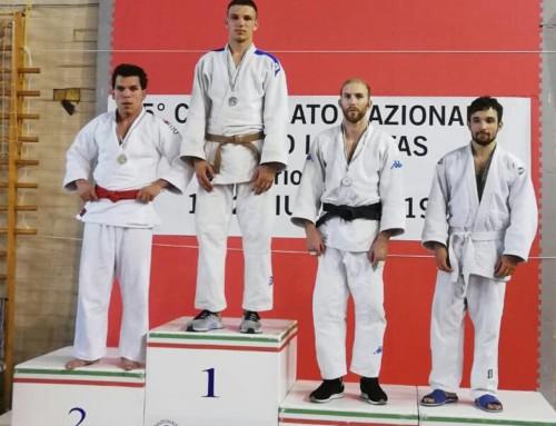 Judo Kuroki in gran forma nei Nazionali Libertas