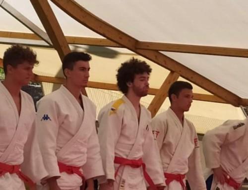 Grande partenza in Alpen Adria Liga. Judo Kuroki in festa a Nimis