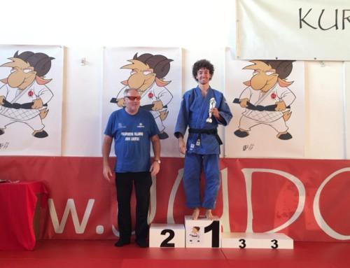 Il Judo Kuroki pronto per la Serie A. Il suo capitano vince il Circuito Estivo