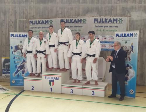 Gran Kuroki in Coppa Italia di Kata