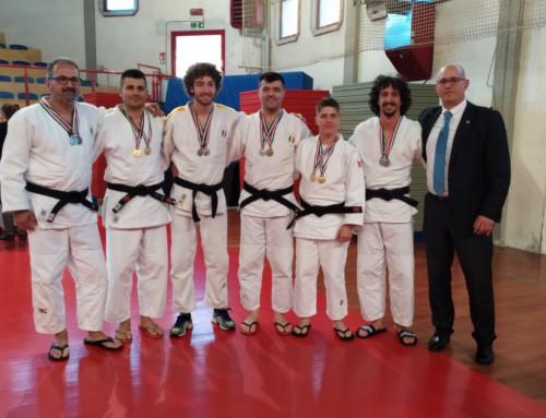 Judo Kuroki stellare agli Italiani di Kata: un titolo e due argenti