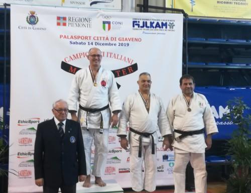Giuliano Casco Campione d'Italia. Ilaria Cosenza quinta tra gli esordienti