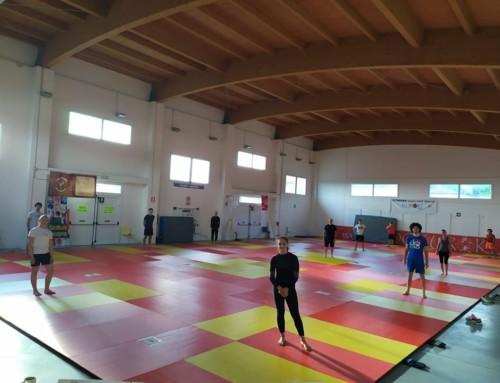 Il Judo Kuroki Tarcento riparte