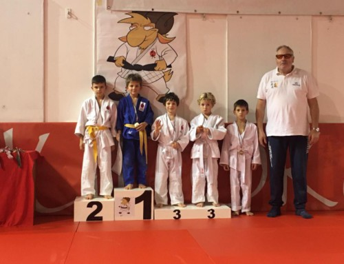 Il Judo Kuroki in evidenza nei Circuiti Libertas