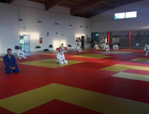 Un grande luglio per il Judo Kuroki
